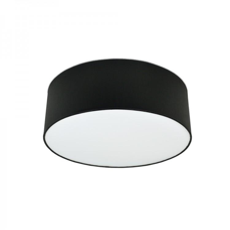 Hesperis Φωτιστικό Οροφής Μαύρο (medium)
