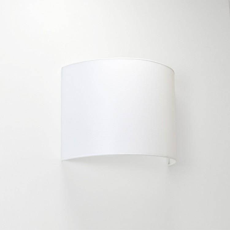 Hesperis Απλίκα Τοίχου Λευκό