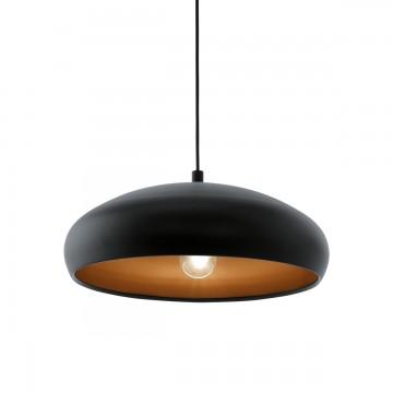 Mogano Μοντέρνο Φωτιστικό Οροφής - Μαύρο/Χαλκός