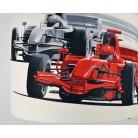Hesperis Kids Κρεμαστό Παιδικό Φωτιστικό - Formula 1