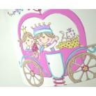 Hesperis Kids Κρεμαστό Παιδικό Φωτιστικό -  Pumpkin Princess