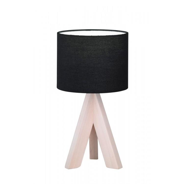 Επιτραπέζια Λάμπα RL Lighting Ging Μαύρο